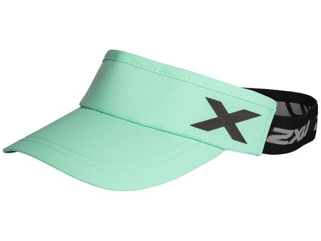 2XU Performance Visor fresh blue/black